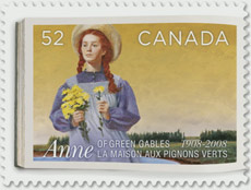 Canada really loves Anne Shirley